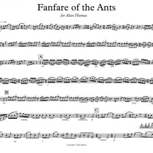 Fanfare of the Ants